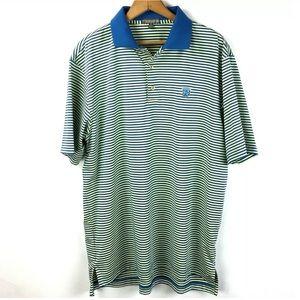 Peter Millar L Summer Comfort Golf Polo Stripe